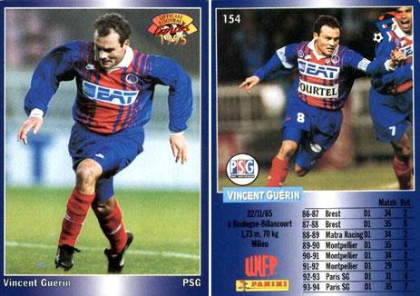 N° 154 - Vincent GUERIN