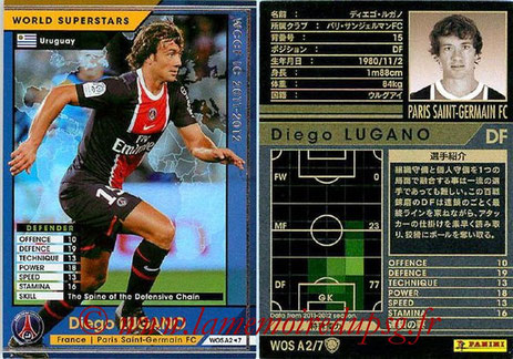 N° WOSA2 - Diego LUGANO