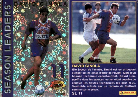 N° SL11 - David GINOLA