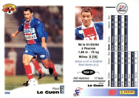 N° 067 - Paul Le GUEN