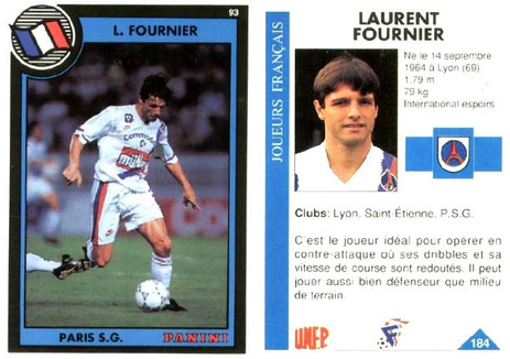 N° 184 - Laurent FOURNIER