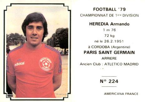 N° 224 - Armando HEREDIA