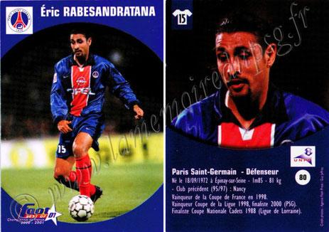 N° 080 - Eric RABESANDRATANA