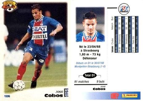 N° 023 - Jose COBOS