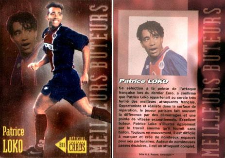 N° B11 - Patrice LOKO