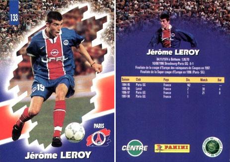 N° 133 - Jérome LEROY