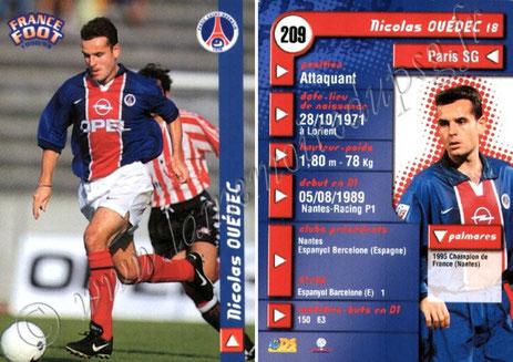 N° 209 - Nicolas OUEDEC