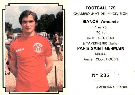 N° 235 - Armando BIANCHI
