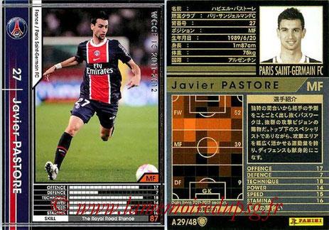 N° A29 - Javier PASTORE