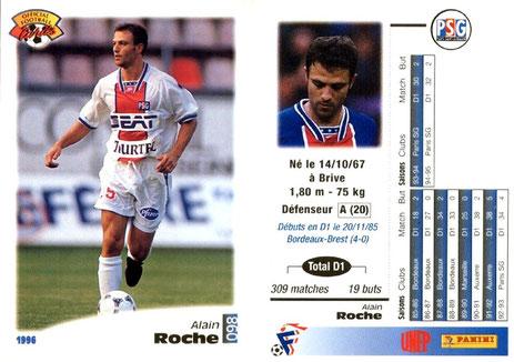 N° 098 - Alain ROCHE