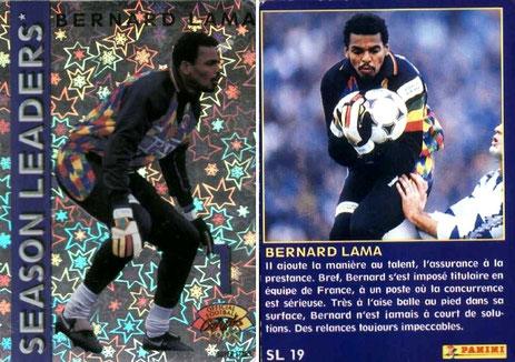 N° SL19 - Bernard LAMA