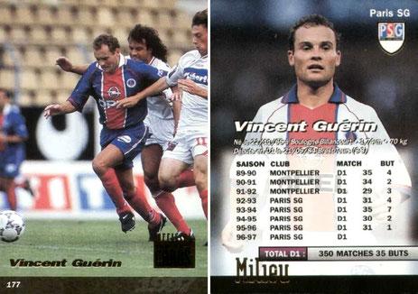 N° 177 - Vincent GUERIN