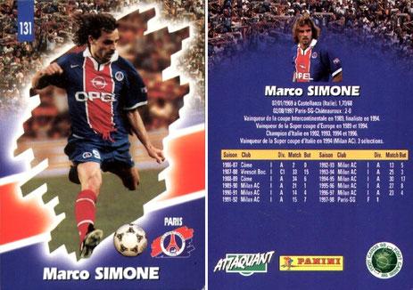 N° 131 - Marco SIMONE