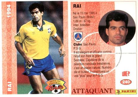 N° 240 - RAI