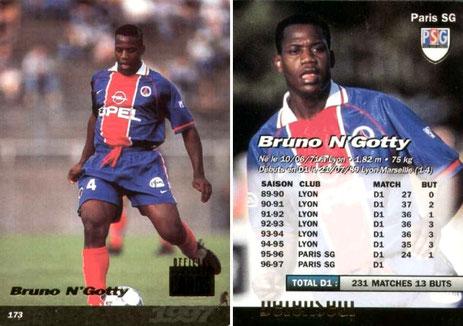 N° 173 - Bruno N'GOTTY