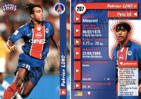 N° 207 - Patrice LOKO