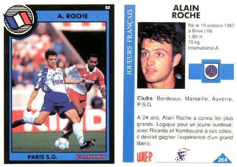 N° 264 - Alain ROCHE