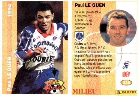 N° 238 - Paul LE GUEN