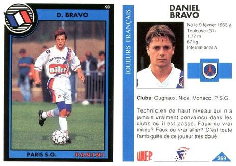 N° 269 - Daniel BRAVO