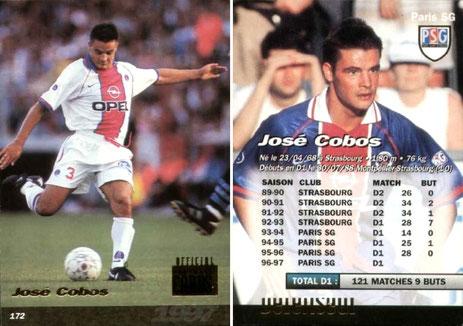 N° 172 - Jose COBOS