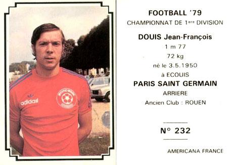 N° 232 - Jean-François DOUIS