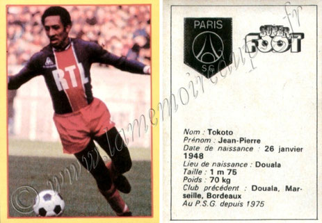 Jean-Pierre TOKOTO