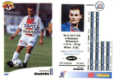 N° 053 - Vincent GUERIN