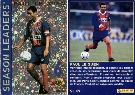 N° SL09 - Paul LE GUEN