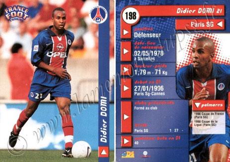 N° 198 - Didier DOMI