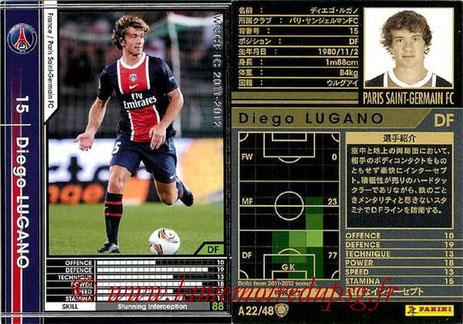 N° A22 - Diego LUGANO