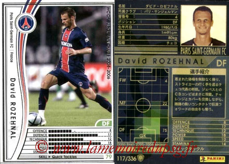 N° 117 - David ROZENHAL