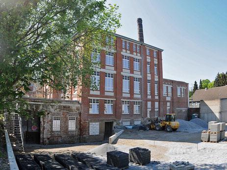 ehemalige Dampfbäckerei