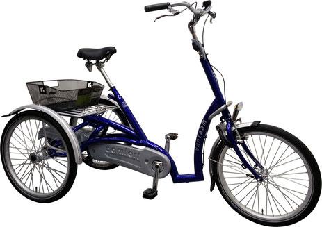 Van Raam Maxi Comfort Dreirad für Erwachsene
