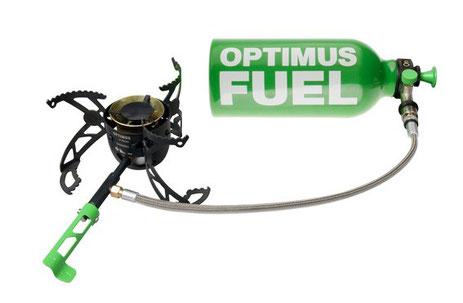 Optimus Nova Stove