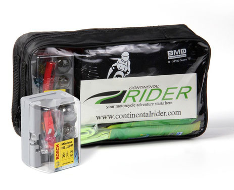 Continental Rider Touring Pack
