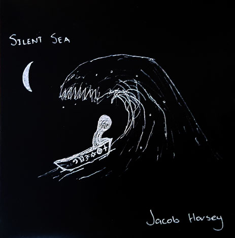 "CD - ""Silent  Sea"" - front cover"