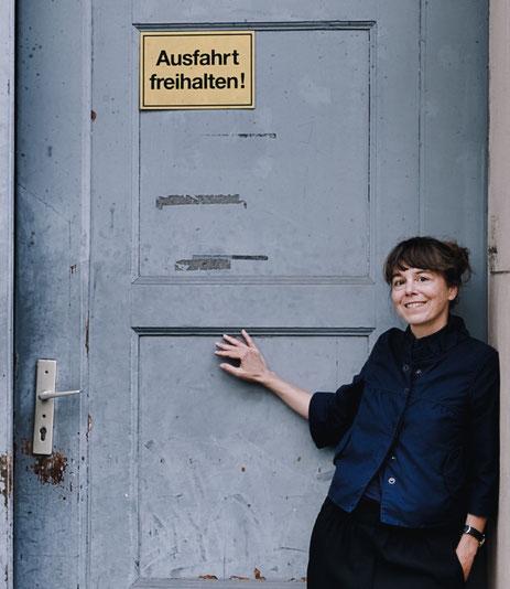 Alexandra Wehrmann. Foto: Dirk Feller.