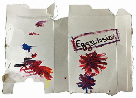 Eggsplosion - Lynn Zoé - Berlin - 2017