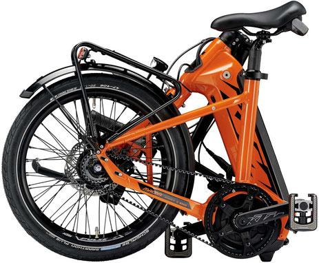 KTM Macina Fold Compact e-Bikes 2020