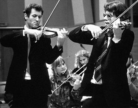 Konzert in Straßburg - 1982