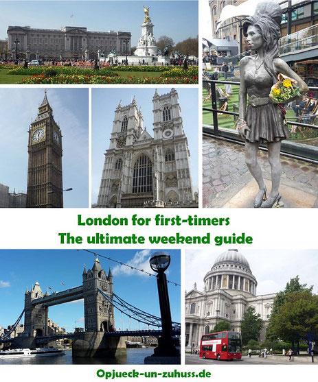London weekend guide
