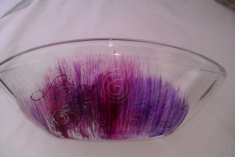 Glasschale 19,-