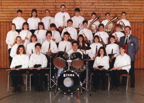 MVH Jugendkapelle 1996