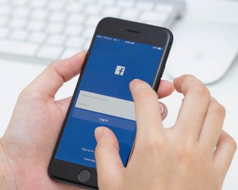 Existe un negocio con nuestros datos en redes sociales como Facebook