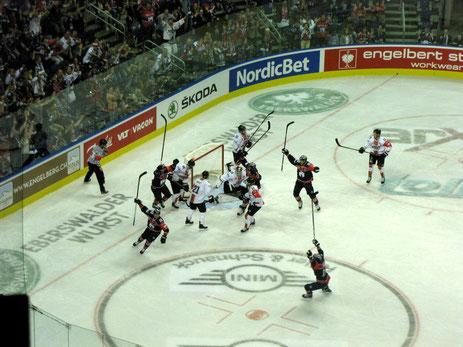 Eisbären Berlin Champions Hockey League Stefan Nilsson