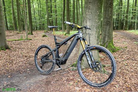 Erzberg e-Mountainbike von M1-Sporttechnik