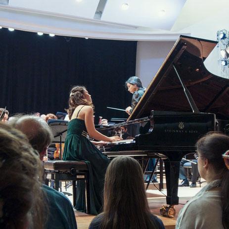 Klavierunterricht in Hamburg-Eimsbüttel