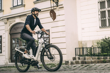 Speed Pedelecs im e-motion e-Bike Premium Shop in Westhausen