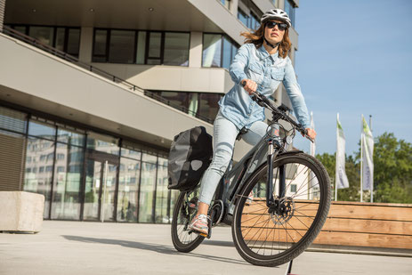 Speed-Pedelecs probefahren, kaufen und von Experten beraten lassen in der e-motion e-Bike Welt in Nürnberg