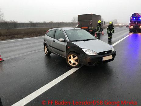 © Freiwillige Feuerwehr Baden-Leesdorf/SB Georg Mrvka